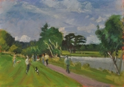 River walk 25 x 35 cms  169