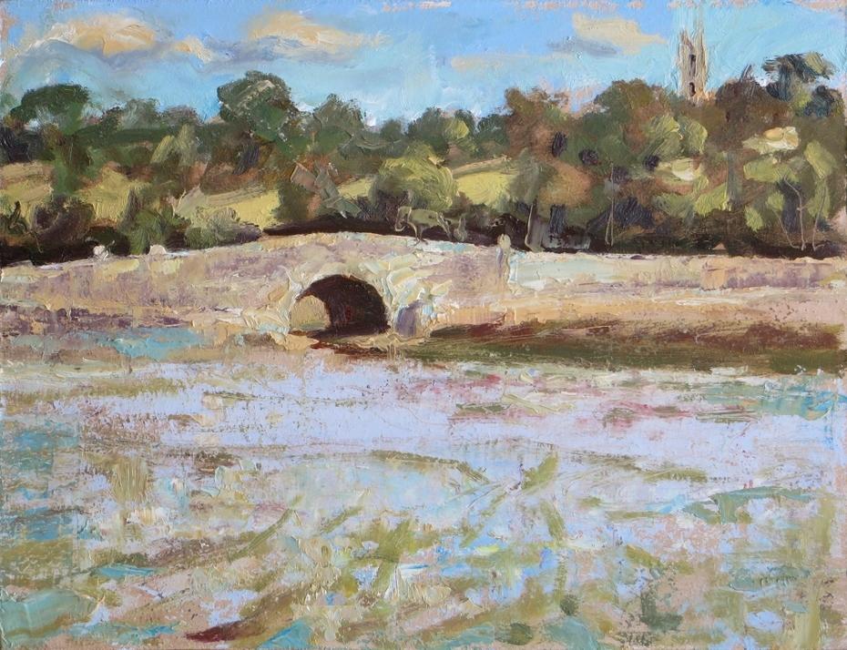 The Bridge at Saltmills.