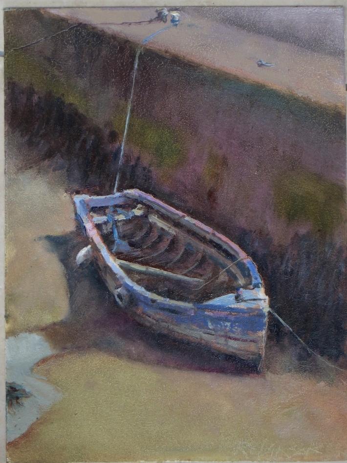 Mud Skipper. Passage East.