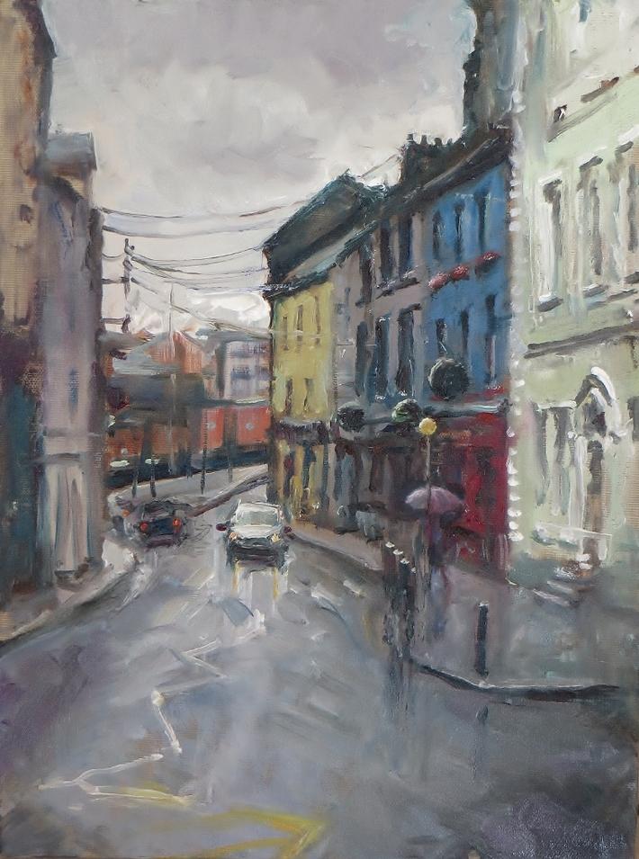 Wet Day, Templeshannon, Enniscorthy.