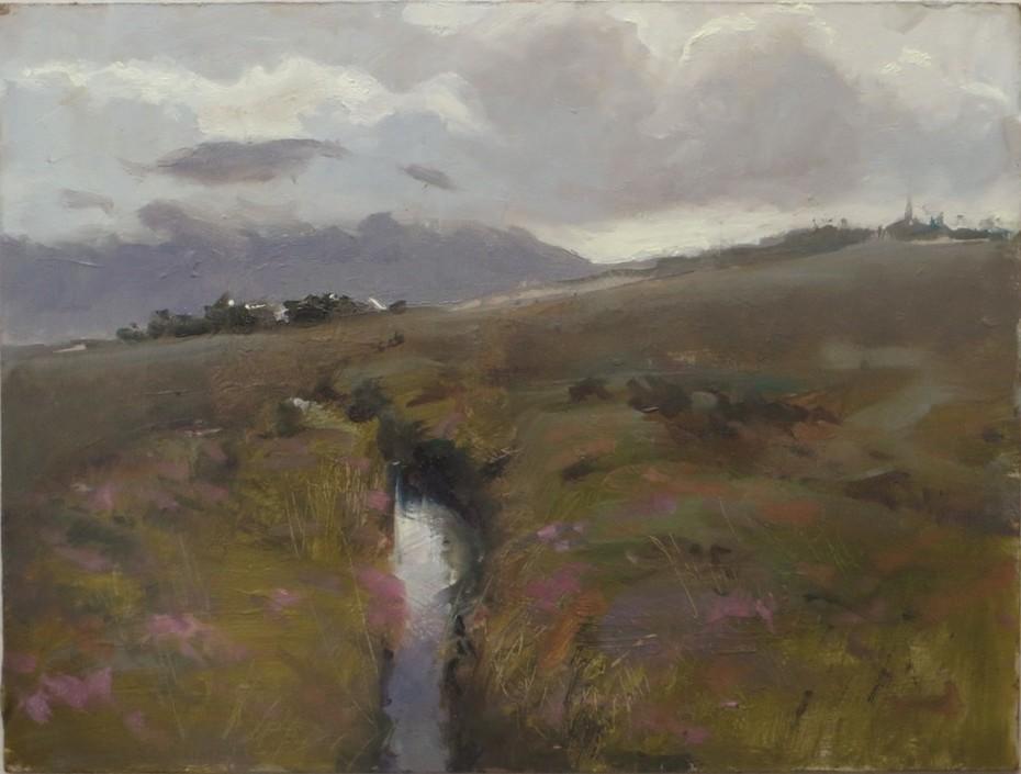 Across the Bog, Achill