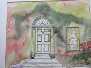 The Homestead Georgian Door