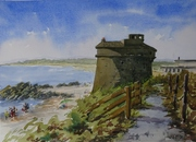 Martello Tower at Donabate_180624