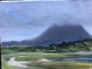 Errigal from Magheraroarty8x6'