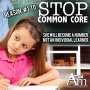 #1 Reason To Stop Common Core