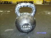 40kg - after getups