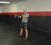 swing finish