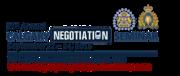 Calgary Police Crisis Negotiation Conference Signature bar