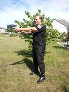 Black Marine Tactical Uniform