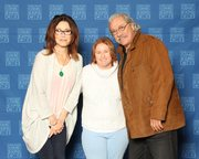 Edward James Olmos and Mary McDonnell Chicago 2016