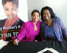 Judge Lynn Toler and Dr. Angela S. King