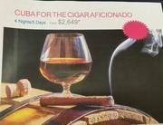 Cuba for the cigar Aficionado