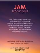JAM flyer