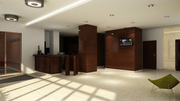 Lobby Renderings