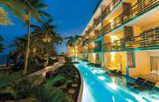 The Swim-out Junior Suites at Sonesta Ocean Point Resort in St. Maarten