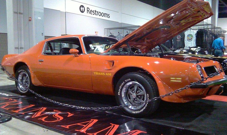 74 Trans Am World of Wheels 2011