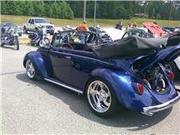 American Legion Riders Post 215 carshow