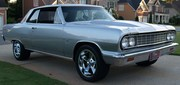 Chevelle Right Front Edit