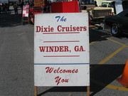 Dixie Cruisers Car Show 2010