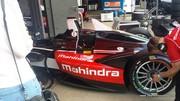 The Formula E Electric Race Series