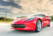 Big Red-2014 Corvette