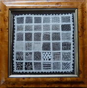 needle lace samplers