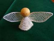 needlelace angel