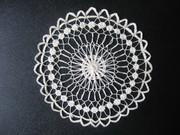 Teneriffe & needle lace