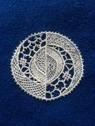 Burano needle lace