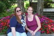 Carla & Cheri  in Mystic, CT