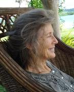 Mum at Oyster Island