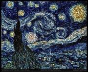 Alex Parker, La Nuit Étoilée, The Starry Night