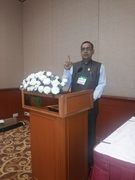 Addressing the Action Asia Peace-Building Forum in Yangon, Myanmar on October 3, 2014