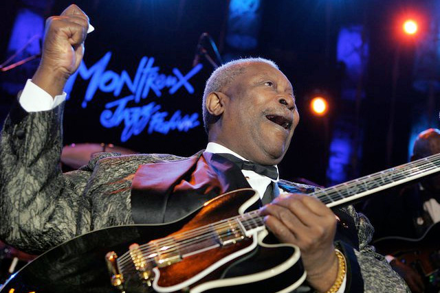 BB King Montreux Jazz Festival 2005