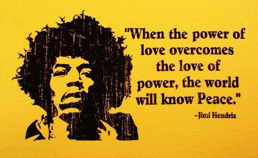 Citation Jimi Hendrix