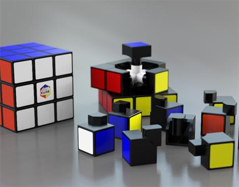 cube - Gallery