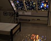 Loft w/ Telescope