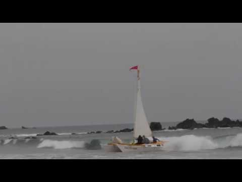 Twenty years - the story of a Tiki 21 Double Canoe