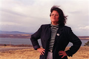Elouise Cobell was the treasurer of the Blackfeet tribe who tenaciously pursued a lawsuit that accused the federal government of cheating Native Americans out of more than a century's  of royalties