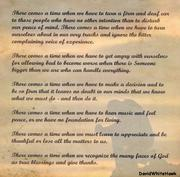 Elders Wisdom