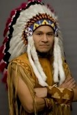3828586-portrait-of-a-native-american-in-a-studio