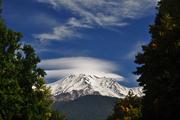 Linticular Over Mountain