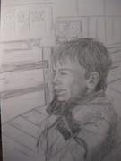 Tristan Train Watching