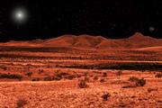 Red Asteroid, Cooke's Peak