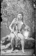 Shoshone-Indian-tribe-male-dress-wyoming-picture