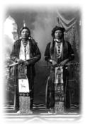 Shoshone warriors