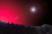 Binary Star Sunrise