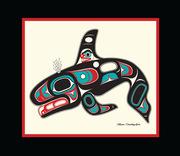 Native Alaskan Art_Orca