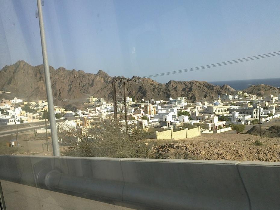A trip to Oman