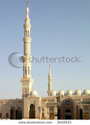 stock-photo-a-view-of-masjid-nabawi-in-madinah-3642933
